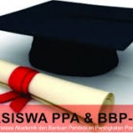 Penanda Tangan LPJ Beasiswa PPA dan BBP-PPA Tahun 2016